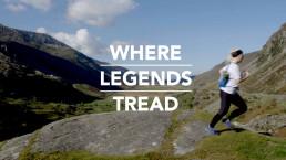 where legends tread
